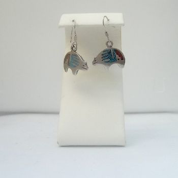 SouthWestern Bear Earrings